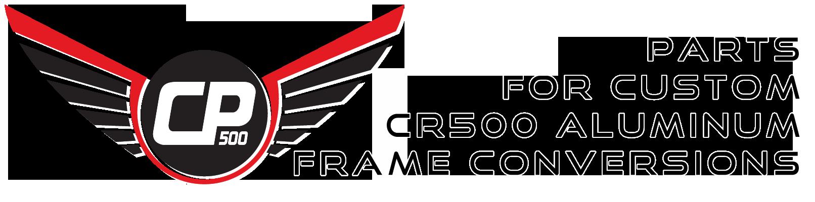 Parts for Custom CR500 Aluminum Frame Conversion ...